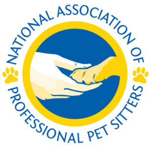 National Association of Professional Petsitters logo