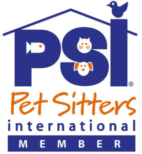 Professional Pet Care providers & a member of PSI Pet Sitters International