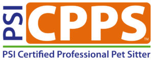Pet Sitters International Certified Professional Pet Sitter CPPS Logo